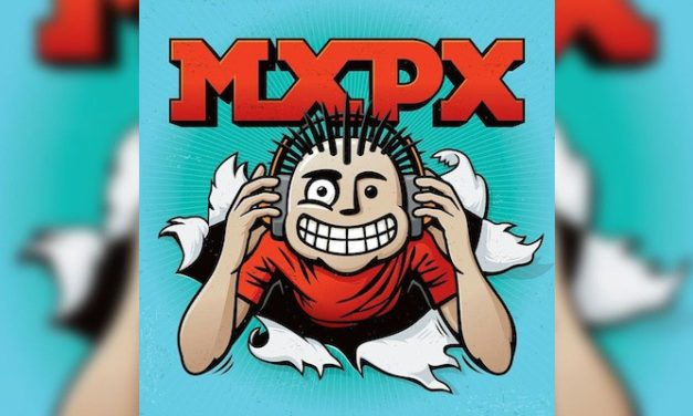 "MxPx released a video for ""Best Life"""
