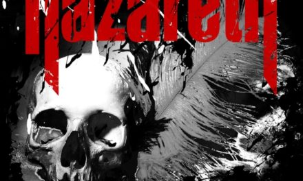 "Nazareth released a video for ""Tattooed on my Brain"""