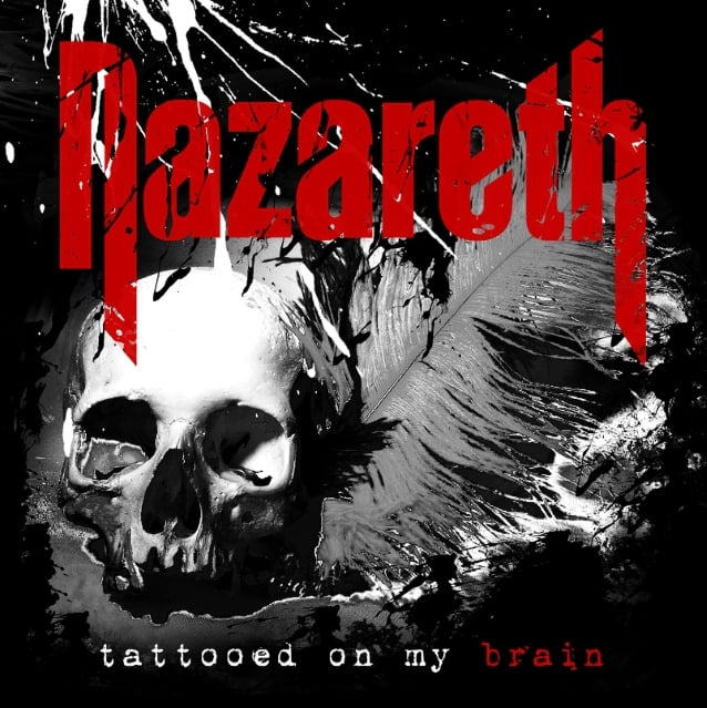 """Nazareth released a video for """"Tattooed on my Brain"""""""