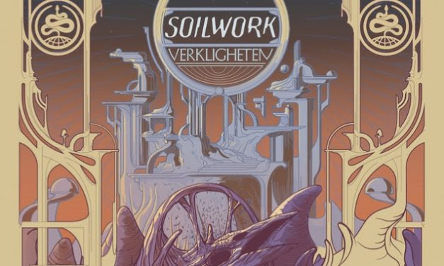 "Soilwork released a video for ""Full Moon Shoals"""