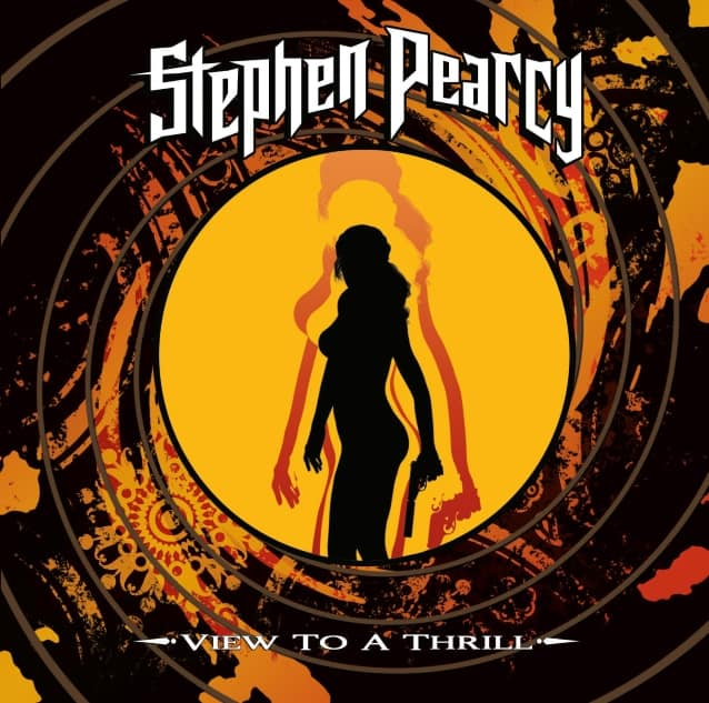 """Stephen Pearcy released the song """"U Only Live Twice"""""""