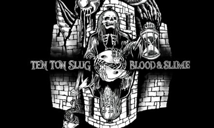 "Ten Ton Slug released a video for ""Matriarch of Slime"""