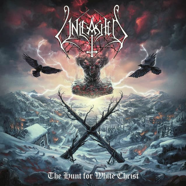 """Unleashed released a lyric video for """"The Hunt for White Christ"""""""