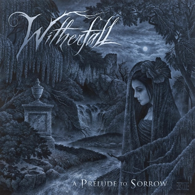 "Witherfall released a video for ""Moment of Silence"""