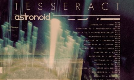 Between the Buried and Me announced a tour w/ Tesseract, and Astronoid