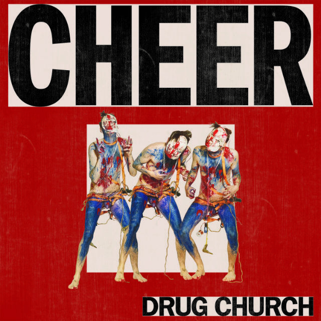 "Drug Church released a video for ""Unlicensed Hall Monitor"""