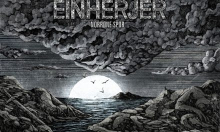"Einherjer released a video for ""Mine Vapen Mine Ord"""