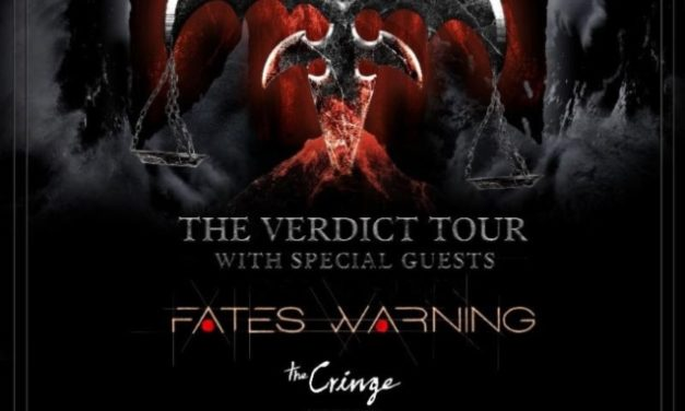 Queensryche announced a tour w/ Fates Warning, and The Cringe
