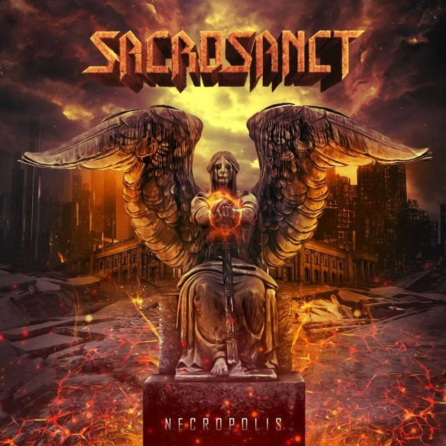 """Sacrosanct released a lyric video for """"Only One God"""""""