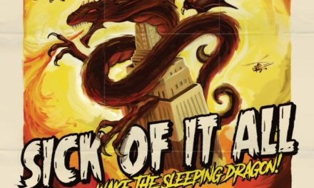 """Sick of it All released a video for """"That Crazy White Boy Shit"""", and a lyric video for """"Wake the Sleeping Dragon"""""""