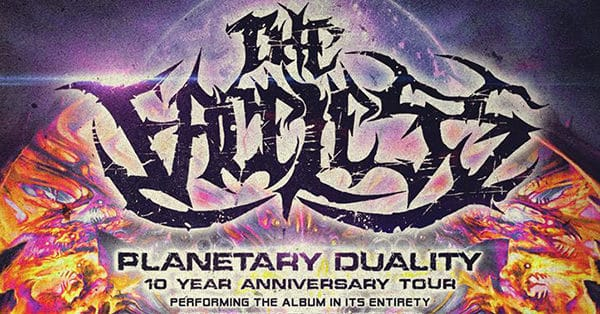 "The Faceless announced the final dates for their ""Planetary Duality 10 Year Anniversary Tour"", feat. Rings of Saturn, The Last Ten Seconds of Life, Vale of Pnath, and Interloper"