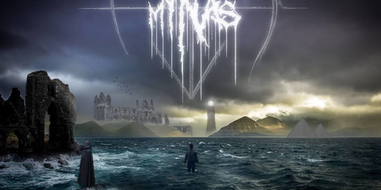 "Mynas released a lyric video for ""Tearing Down the Clouds"""