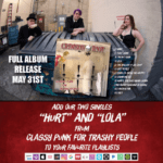 "Crimson Riot – ""Classy Punk for Trashy People"""