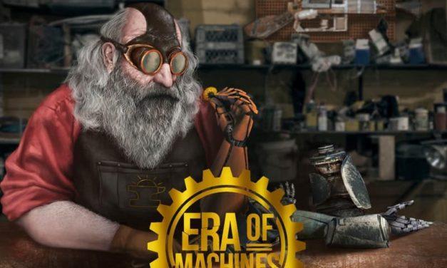 "Era of Machines – ""Human"" EP"