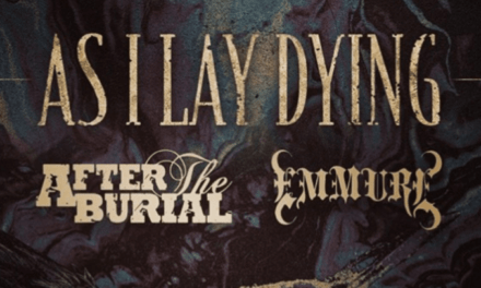 As I Lay Dying announced a tour w/ After the Burial, and Emmure