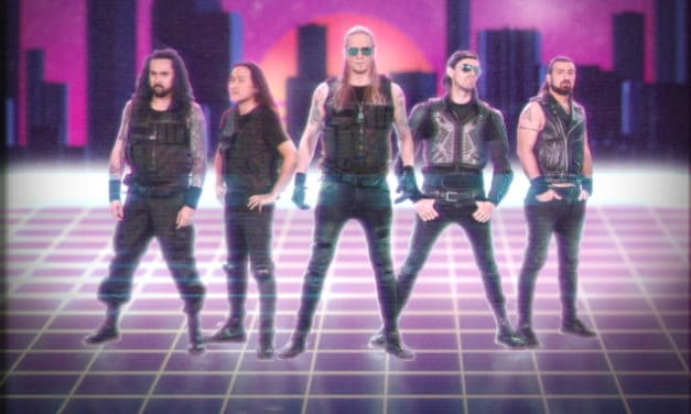 "DragonForce Release Official Music Video for ""Highway To Oblivion"""