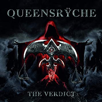 "Queensryche released a lyric video for ""Bent"""
