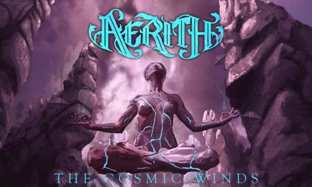 """Aerith Releases New Song, """"Cosmic Winds"""" featuring Ryan Knight"""