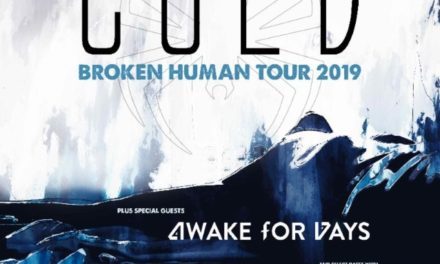 Cold announced their 1st tour since 2011