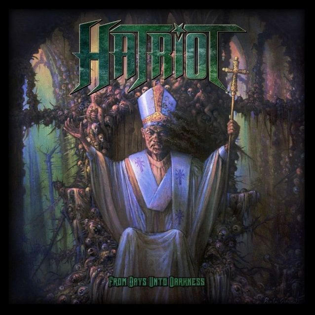 """Hatriot released a lyric video for """"Ethereal Nightmare"""""""
