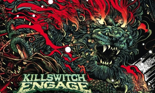 "Killswitch Engage released a lyric video for ""I Am Broken Too"""