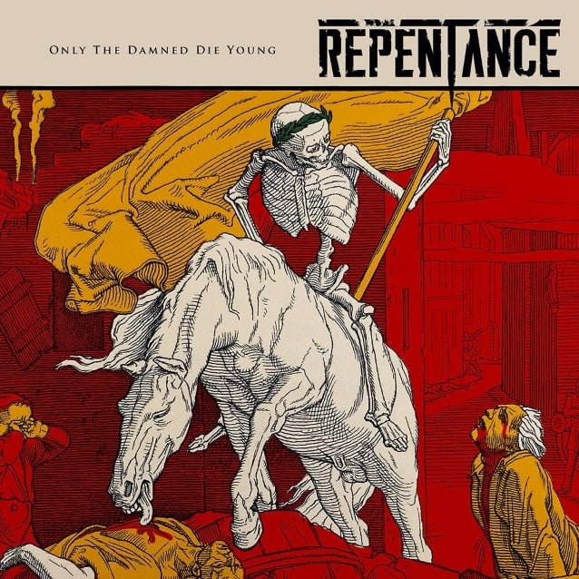 """Repentance released a video for """"Only The Damned Die Young"""""""