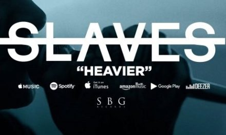 "Slaves Release New Single, ""Heavier"" featuring new vocalist"