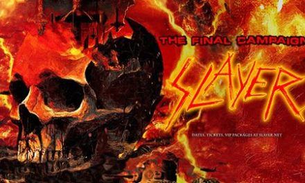 """Slayer announced """"The Final Campaign"""" tour, w/ Primus, Ministry, and Phil Anselmo & The Illegals performing Pantera"""