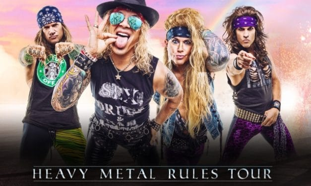 Steel Panther announced a tour