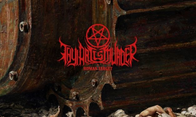 "Thy Art is Murder released a video for ""New Gods"""