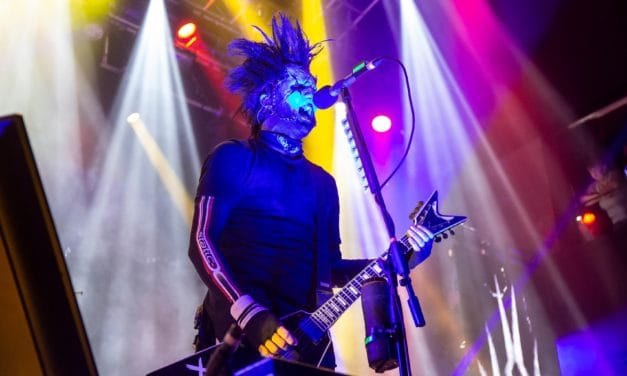 Static-X w/ Devildriver, Dope, and Wednesday 13 @ House of Blues Las Vegas