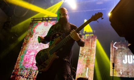 Interview with Tony Campos (Static-X, Fear Factory, Soulfly, etc)