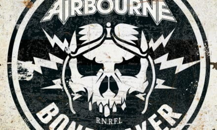 """AIRBOURNE Releases Official Music Video for """"Boneshaker"""""""