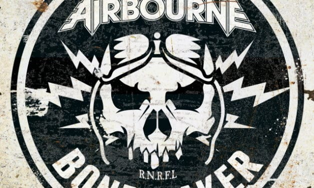 "AIRBOURNE Release New Song, ""Boneshaker"""