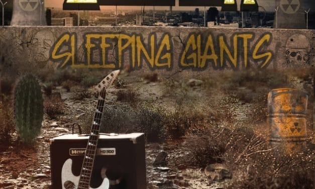 "DAVE ELLEFSON Releases Official Music Video for ""Sleeping Giants"" Feat DARRYL ""DMC"" MCDANIELS"