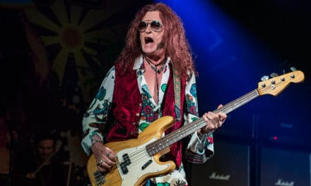 "GLENN HUGHES Joins THE DEAD DAISIES; Releases New Single, ""Righteous Days"""