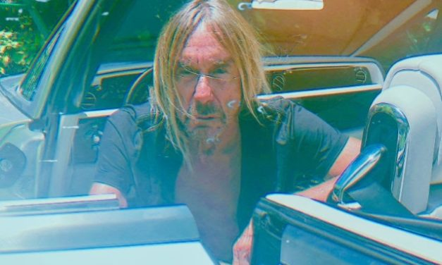 "Iggy Pop Releases Brand New Song, ""James Bond"""
