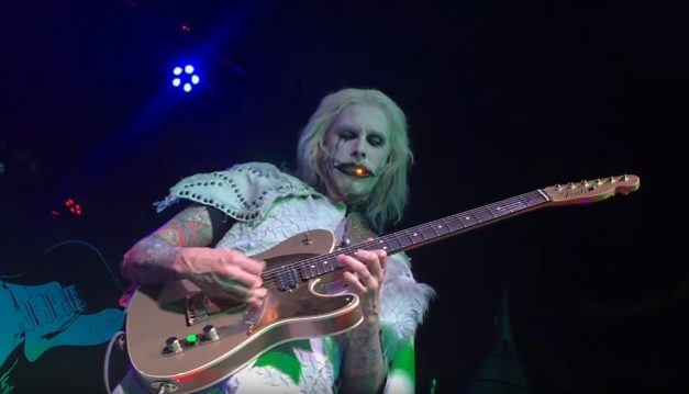 "John 5 & The Creatures Release Official Music Video for ""I Want It All"""