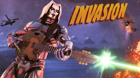 "John 5 & The Creatures – ""Invasion"" Album Review"