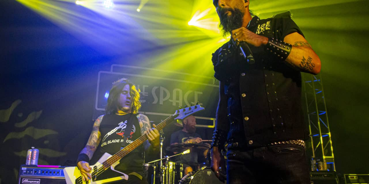 Killswitch Engage Live @ The Space LV