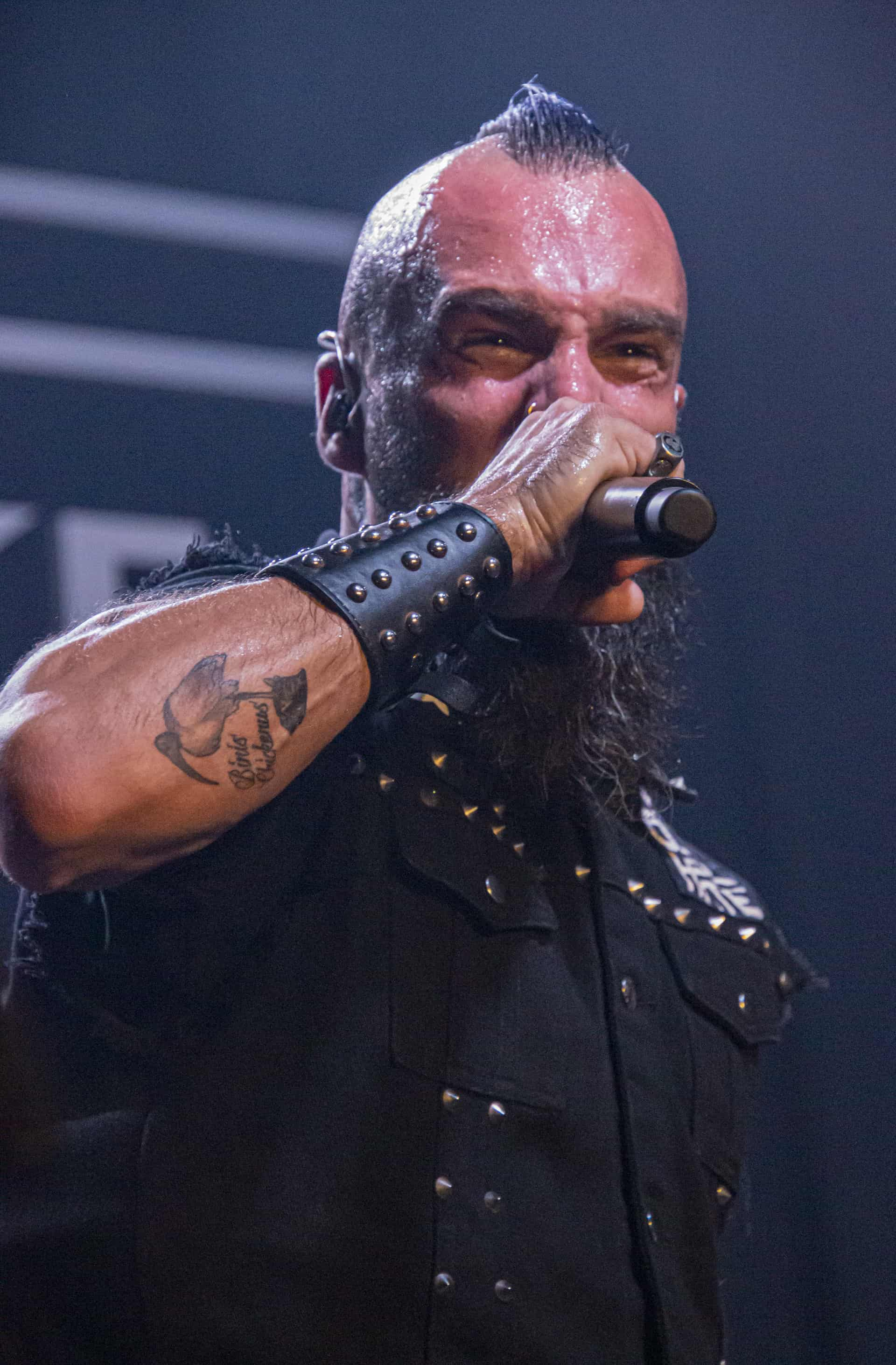 Killswitch Engage Live @ The Space LV | AudioVein Entertainment