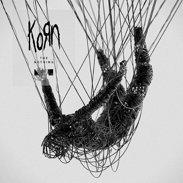 """Korn Release Official Visualizer for """"Cold"""""""