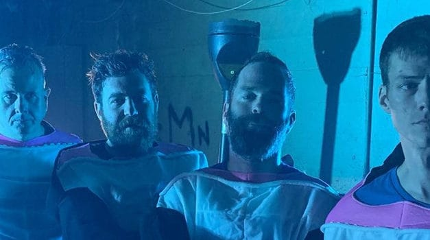 """Lionize Release Official Music Video for """"Heavy On My Mind"""""""