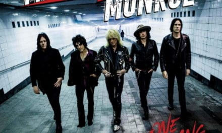 "Michael Monroe Releases Official Lyric Video for ""One Man Gang"""
