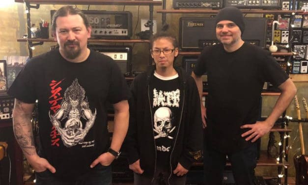 """No One Knows What The Dead Think (Ex-Discordance Axis) Release New Song, """"Cinder"""""""