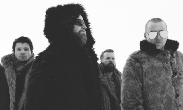 """Red Release Official Lyric Video for New Single, """"From The Ashes"""""""