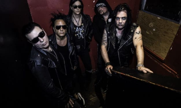 """THE 69 EYES Releases Official Music Video for """"Black Orchid"""""""