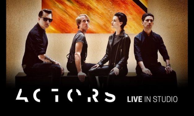 """ACTORS Release Official Music Video for """"L'Appel Du Vide."""""""