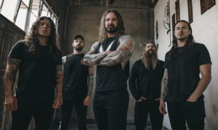 "AS I LAY DYING Releases Official Music Video for ""Shaped By Fire"""