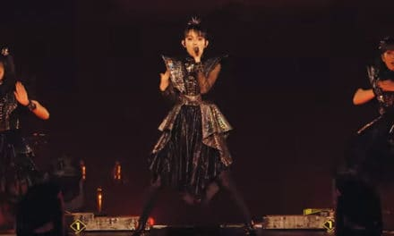 "BABYMETAL Releases Official Music Video for ""Shanti Shanti Shanti"""